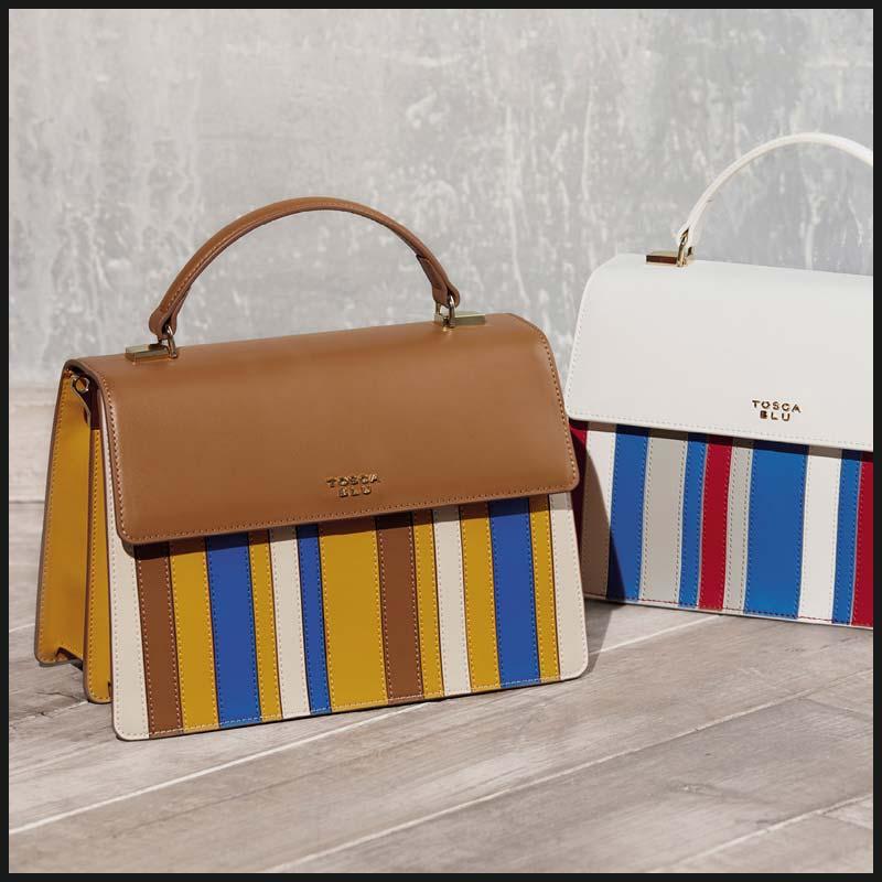 Italské kožené kabelky a dámská obuv – italský butik TOSCA BLU v Praze b54665be1da