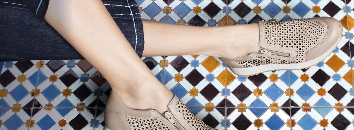 (CZ) Nová kolekce TOSCA BLU Shoes