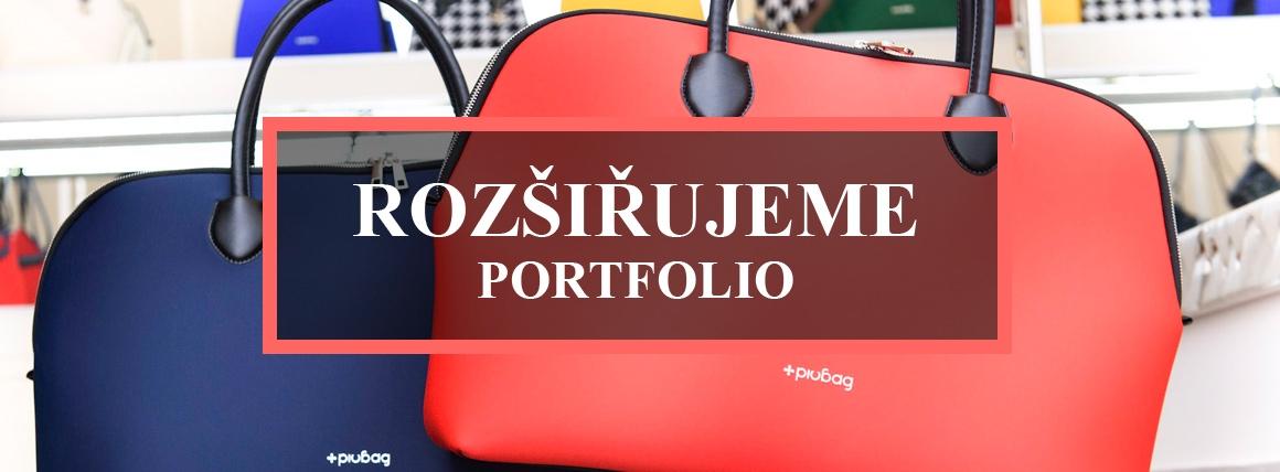 Rozšiřujeme portfolio