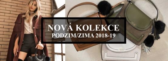 Přivítejte novou kolekci Podzim/Zima 2018-19