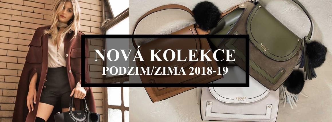 (CZ) Přivítejte novou kolekci Podzim/Zima 2018-19