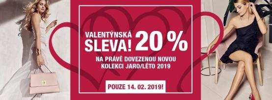 (CZ) Valentýnská sleva!