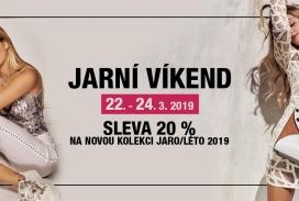 -20% JARNÍ VÍKEND v TOSCA BLU
